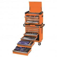 "Kincrome K1501O - 329 Piece 1/4, 3/8 & 1/2"" Drive CONTOUR Tool Workshop Tool Kit"