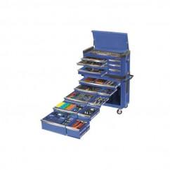 """Kincrome K1505 - Imperial & Metric 594 PCE 1/4, 3/8 & 1/2"""" Tool Workshop  Workshop Tool Boxes & Trolleys"""