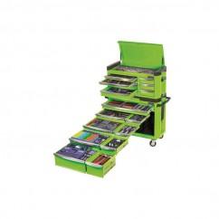 """Kincrome K1505G - Imperial & Metric 594 PCE 1/4, 3/8 & 1/2"""" Tool Workshop Workshop Tool Boxes & Trolleys"""
