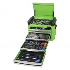 "Kincrome K1507G - 1/4, 3/8 & 1/2"" 236 PCE Square Drive CONTOUR Tool Chest Workshop Tool Boxes & Trolleys"