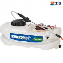 Kincrome K16000 - 37 Litre 12V Pump Spot Sprayer  Gardening Machines