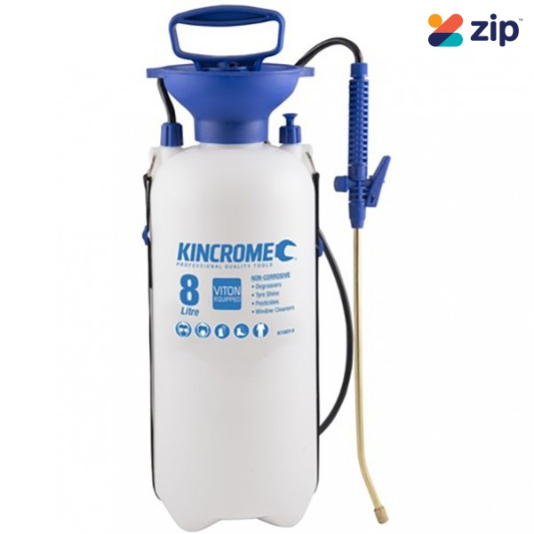 Kincrome K16014 - 8L Pressure Sprayer Sprayers