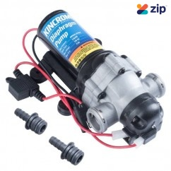 Kincrome K16102 - 3.8LPM 12V Quick Connect Diaphragm Pump Pumps