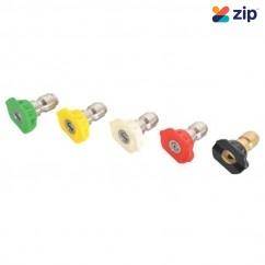 Kincrome K16207 - 5 Piece Nozzle Set Pressure Cleaner Accessories