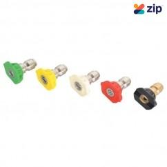 Kincrome K16208 - 5 Piece Nozzle Set Pressure Cleaner Accessories