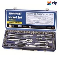 Kincrome K2148 - 75 Piece 1/4