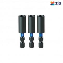 Kincrome K21487 - 50mm 3 Piece Magnetic C-Clip Bit Coupler Sockets & Accessories