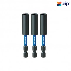 Kincrome K21489 - 75mm 3 Piece Magnetic C-Clip Bit Coupler Sockets & Accessories