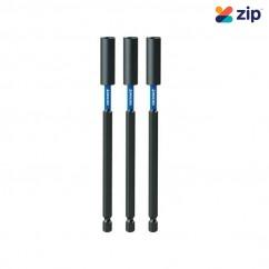 Kincrome K21491 - 150mm 3 Piece Magnetic C-Clip Bit Coupler Sockets & Accessories