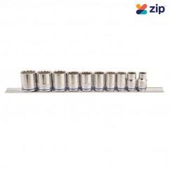 "Kincrome K2172 - 10 Piece 3/8"" Square Drive Socket Set On Rail Sockets & Accessories"