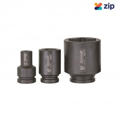 "Kincrome K2712 - 1"" Drive 68mm 6-Point Deep Impact Socket"