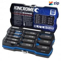 "Kincrome K27079 - Imperial LOK-ON 12 Piece 3/8"" Deep Impact Socket Set Socket Sets"