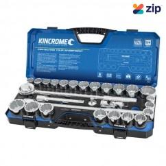 "Kincrome K28045 - 3/4"" Drive 28 PC Socket Set - Metric & Imperial"