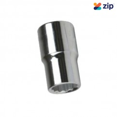 """Kincrome K2885 - 7/16"""" x 1/2"""" Drive Mirror Polish Socket Sockets & Accessories"""
