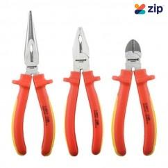 Kincrome K4005 - 3 Piece VDE Pliers Set Plier
