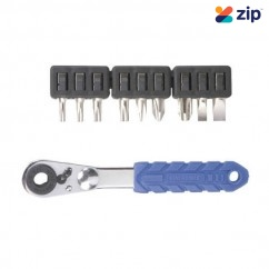 Kincrome K5014 - 10 Piece Mini Ratchet Bit Set Hex & Torx Key