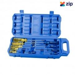 Kincrome K5052 - 10 Piece Screwdriver Set Acetate Handle Screwdriver
