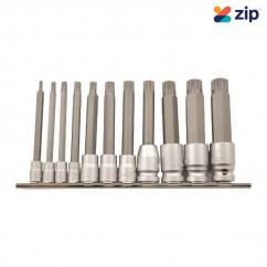 Kincrome K5227 - 11 Piece Spline Bit Set Sockets & Accessories