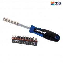 Kincrome K5514 - 11 Piece TorqueMaster Tamperproof TORX Bit & Driver Set