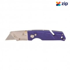 Kincrome K6100 - Plastic Lock Back Folding Utility Knife Cutting