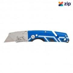 Kincrome K6266 - Triple Grip handle Folding Utility Knife