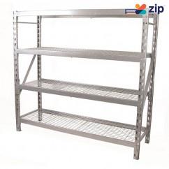 Kincrome K7103 - 4 Tier Industrial Shelving Storage/Pelican Cases & Equipment