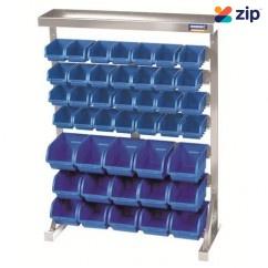 Kincrome K7105 - 43 Tub 7 Shelf Storage Rack Specialty Cases