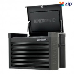 Kincrome K7526 - CONTOUR 6 Drawer Black Series Tool Chest Tool Cases