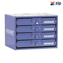 Kincrome K7612 - 4 Drawer System Multi-Storage Case Set