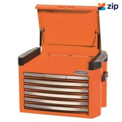 Kincrome K7748O Flame Orange 8 Drawer Tool Chest Workshop Tool Boxes & Trolleys