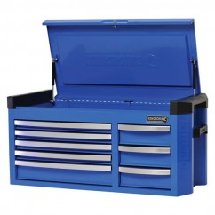Kincrome K7758 - CONTOUR Extra Wide 8 Drawer Tool Chest Workshop Tool Boxes & Trolleys