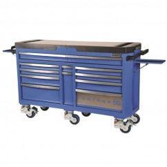 Kincrome K7860 - 12 Drawer Contour 60 Super Wide Tool Trolley Workshop Tool Boxes & Trolleys
