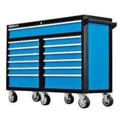 Kincrome K7963 - 13 Drawer Extra Wide Evolution Tool Trolley Workshop Tool Boxes & Trolleys