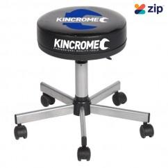 Kincrome K8108 - 355MM 460 - 600MM Adjustable Height Gas Lift Workshop Stool Mechanics Creepers & Stools