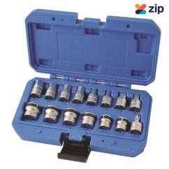 Kincrome K8157 - 15 Piece Magnetic Drain Plug Set Socket Sets