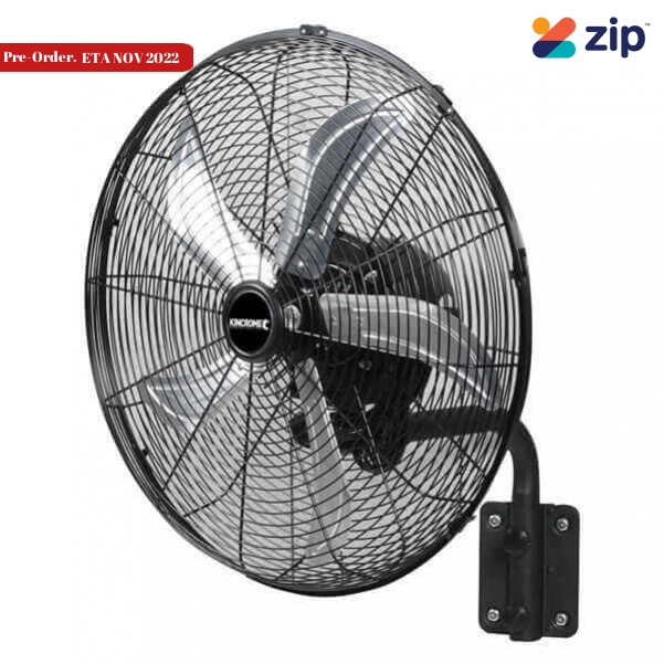"Kincrome KP1010 - 240V 111W 500MM (20"") Heavy Duty Wall Mounted Fan Wall Mounted"