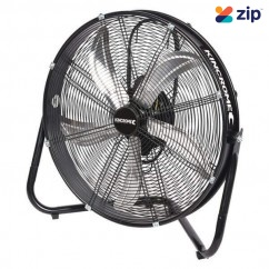 "Kincrome KP1011 - 240V 111W 500MM (20"") Heavy Duty 3 Speed FLoor Fan Floor Fans & Ventilators"