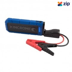 Kincrome KP1406 - Power Pak Plus II Multi-Function 600CCA  Jump Starter Automotive Service Tools