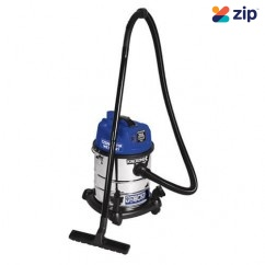 Kincrome KP702 - 240V 1250W 20L Wet & Dry Garage Vacuum Dust Extractors for Power Tools
