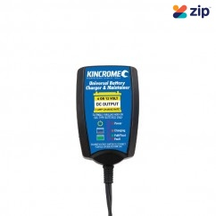 Kincrome KP87001 - 6/12V 1Amp Battery Charger & Maintainer
