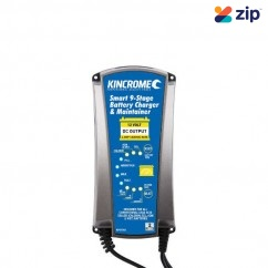 Kincrome KP87003 - 12V 6Amp Battery Charger & Maintainer