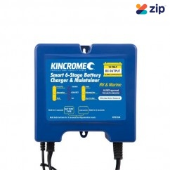 Kincrome KP87004 - 12V 10Amp Battery Charger & Maintainer