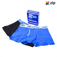 Kincrome TRUNKS01-L - 2 Piece Large Fly Front Trunks