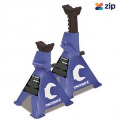 Kincrome K12075 - 5000KG 2 Piece Ratchet Jack Stand Floor Jacks