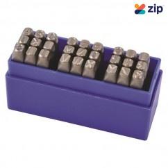 Kincrome K15007 - 8mm 27 Piece Letter Stamp Set Workshop Equipment
