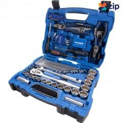 """Kincrome K1859 - 1/2"""" Drive 85 Piece Portable Automotive Tool Kit Tool Kit"""