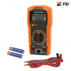 Klein MM300 - 600V 10A Manual Ranging Digital Multimeter Measuring Tools & Detectors