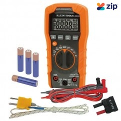Klein MM400 - 600V 10A Auto-Ranging Digital Multimeter Digital Measuring Tools & Detectors