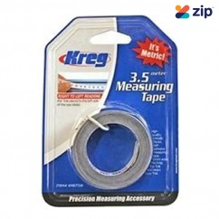 Kreg KMS7728 - 3.5 Meter Self Adhesive Measuring Tape (R to L) Kreg Accessories