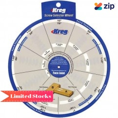 Kreg SSW - Screw Selector Wheel Accessories